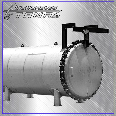 autoclaves industriales